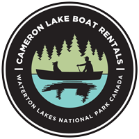 Cameron Lake Boat Rental Logo